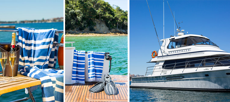 Sydney Harbour Cruise Charter Boat Private Hire