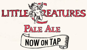 Little Creatures Pale On Tap